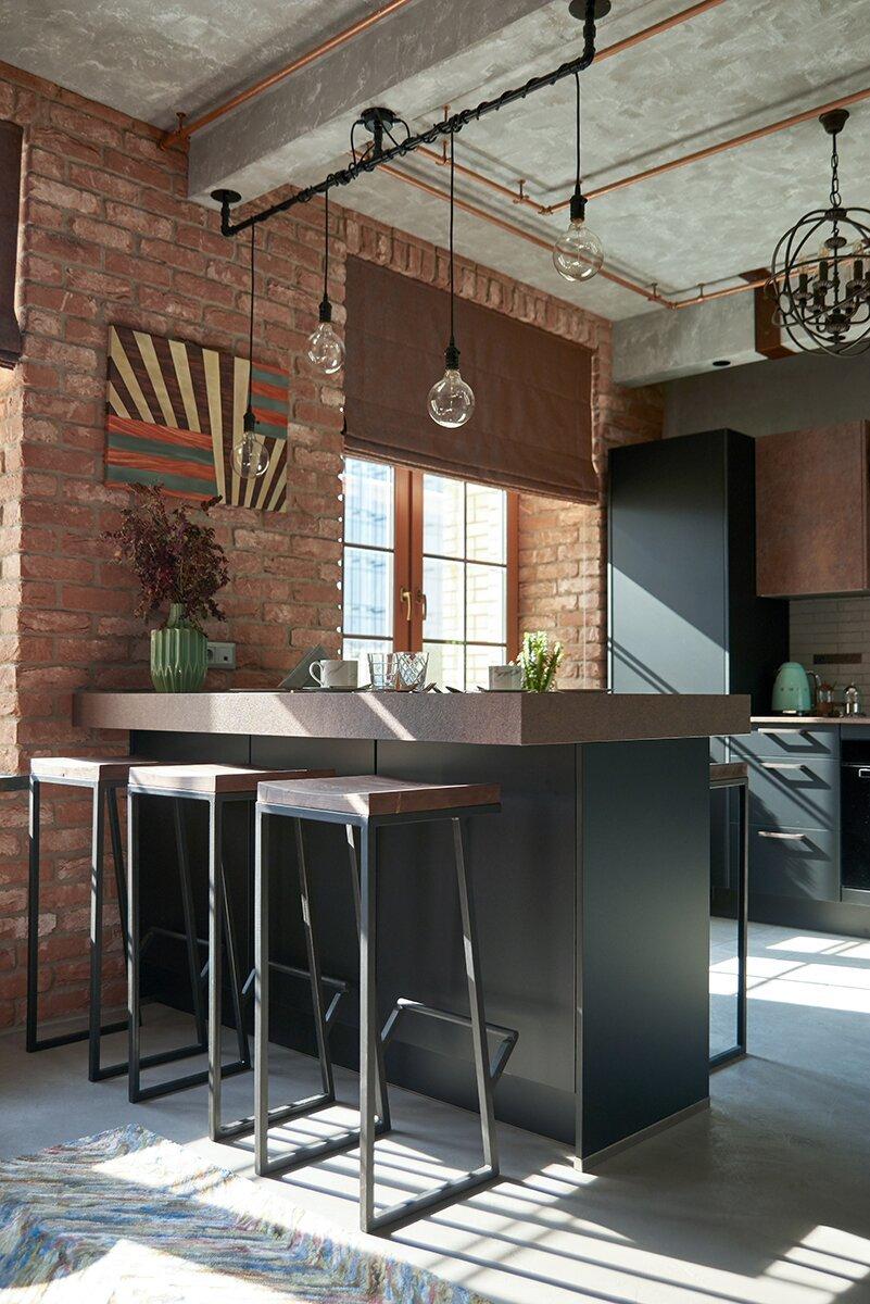Lab decor - Industrial style mobel ...